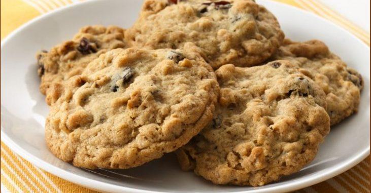 biscoito de granola saudável light receita
