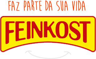 Feinkost Logo Sorrindo