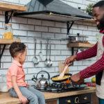 alimentação infantil crianças dicas saudável feinkost