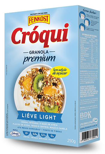 Cróqui Premium liéve light