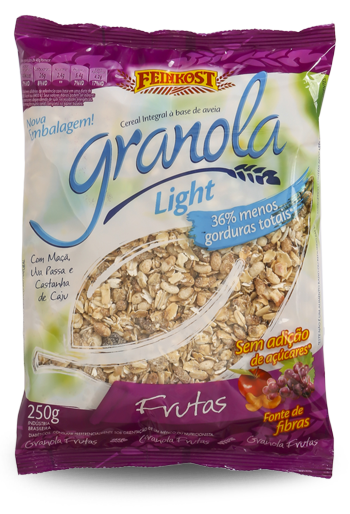 Granola Light Frutas