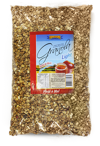 Granola Light Maçã